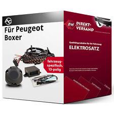 Für Peugeot Boxer 06-11 Kastenwagen und Bus Elektrosatz spez 13pol kpl