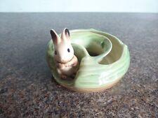 Hornsea Pottery - Posy Vase - Rabbit