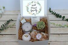 With Deepest Sympathy, Sympathy Gift, Send a Sympathy gift Box, grief box