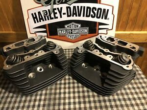 Harley Stage 2 Serviced Ported & Polished Twin Cam Heads