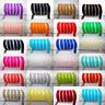"NEW DIY 5,10 yards 3/8"" 10mm Soft Comfortable velvet ribbon many choose colours"