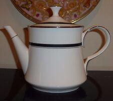 Vintage Noritake Contrast Pattern Number 9569 Teapot Retired in 1980