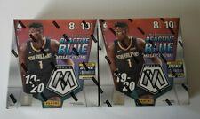 2019-20 Panini Mosaic Nba Basketball cards Mega Box - Lot Of (2) - Sealed 🔥🔥