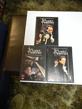 """The Scarlet Pimpernel"" A&E BBC Books 1-3 (DVD, 3 DISC)"
