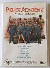 Police Academy DVD Like New (#DVD01027)