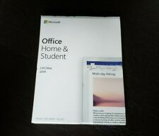 Microsoft Office Home and Student 2019 Mac or Windows PC BRAND NEW