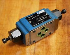 Rexroth Z2FS6-2-43/2QV Pressure Regulator Valve 00481624 - USED