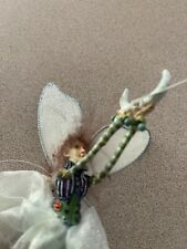 Chistmas Krinkles Patience Brewster Moon Fairy *Damage* No Box