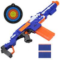 Soft Bullets Toy Gun Dart Fits For Nerf Gun Boys Christmas Gift Toy Dart Blaster
