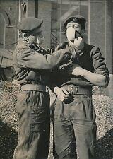 BELGIQUE 1956 - Sauveteurs Catastrophe Minière de Marcinelle - PR 143