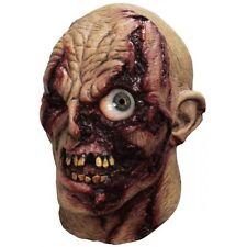 Máscara De Ojos Digital Dudz frenético Zombie Látex Máscara Adulto Sofisticado Vestido Halloween