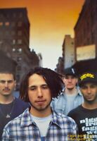 Rage Against the Machine Orange Band Shot Rare Vintage Poster 24 x 35