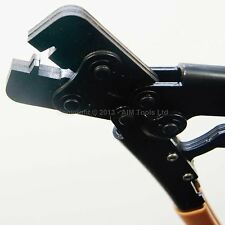 Crimping Tool Crimper Plier Snip For Non-insulated Cable tabs 1.5-2.5mm² 416424