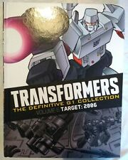 Transformers Definitive G1 Collection Volume 6: Target 2006 - Hardcover