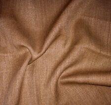 NOBILIS Moody Heavy Linen Brown Remnant New