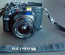 Mamiya 7 II Medium Format Film Camera w/ 43mm, 80 mm & 150mm lenses. Exclnt cond