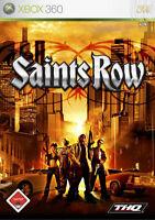 Xbox 360 / X360 Spiel - Saints Row 1 (mit OVP)(USK18)(PAL)