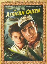 The African Queen (Dvd, 2010, Commemorative Box Set Dvd/Cd With Book)