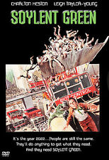 Soylent Green (DVD, 1973) CHARLTON HESTON   MINT