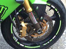 MOTORCYCLE RIM STRIPES WHEEL DECALS TAPE STICKERS GRAPHICS KIT NINJA 1000R ZX14R