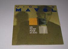 Victor Mayol - un ticket pour le zoo - cd promo 4 titres