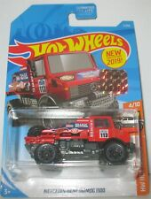 Hot Wheels - Mercedes-Benz Unimog 1300 - Factory Sealed (2019)