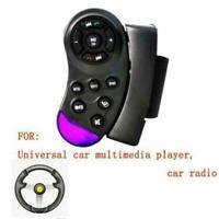 Universal Auto Lenkrad Taste Fernbedienung für Stereo VCD DVD x Radio 1 Z9P8