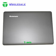 New Lenovo IdeaPad U410 Lcd Back Cover Case Rear Lid Gray No Touch 3CLZ8LCLV30