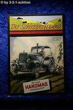 Der Schlepperfreund Nr.56 5/04 Hanomag Traktoren Geschichte