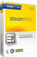 WISO steuer:Mac 2020 | für Steuerjahr 2019 | inkl. CD | Download möglich
