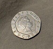 New listing Elizabeth Twenty Pence 2004 Coin