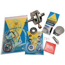 2001-2003 Suzuki RM 125 Full Engine Rebuild Kit Crank Mains Piston Gasket Seals
