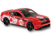 HOT WHEELS – FORD MUSTANG GT 2018 – GHC84 -HW SPEED GRAPHICS - Modellauto 1/64