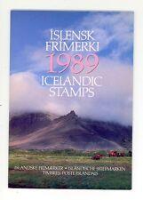 Iceland Scott 671-685 NH    [ID#431874] - 1989 Year Pack