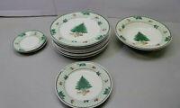 Mikasa CHRISTMAS STORY CAB08 - Dinner Plates/Serving Bowls/Saucers/Salad Plate