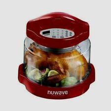 NuWave Oven Pro Plus,Black Bakes Broils Roasts Grills Steams 1500 Watt Sealed