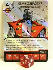 Dice Masters - 1x #123 Czar Colossus Powering the State - X-Men First Class