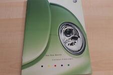 132284) VW New Beetle - Colour Concept - Prospekt 07/2001
