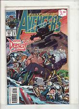 Avengers #364 vf/nm