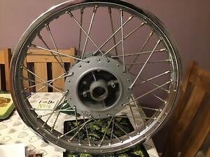 Royal Enfeild Front Wheel