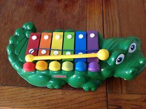 Fisher-Price Crocodile Xylophone. Perfect condition.