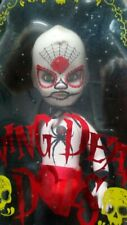 Mezco Living Dead Dolls Series 20 El Luchador Muerto Nib