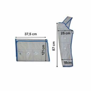 Kit Pressoterapia I-Press Total Braccia E Addome Taglia M fascia e bracciale