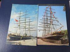 Cutty Sark  .2 Postcards
