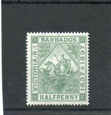 SG 117 BARBADOS MINT CAT £10..