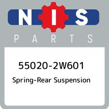 55020-2W601 Nissan Spring-rear suspension 550202W601, New Genuine OEM Part