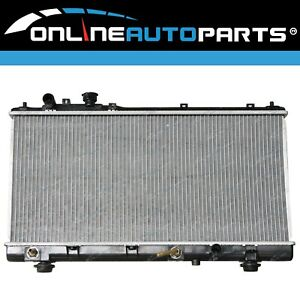 Alloy Core Radiator for Ford Laser KN/KQ Mazda 323 BJ 1998-2003 Auto/Manual