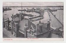 Southampton,U.K.The Pier,Hampshire,c.1909