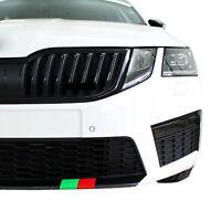 Aufkleber Streifen 6x21cm Front Zubehör Tuning Styling Folie Sticker Auto K031