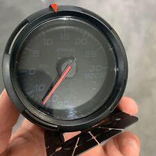 Defi Red Racer Gauge 60mm Boost Gauge -30inHg to +30PSI # DF11502